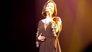 Lena Park (박정현) - Somewhere Over The Rainbow (Blues Jazz Ver.) @ 2014.04.04 Live 신의목소리 비내리는 영동교
