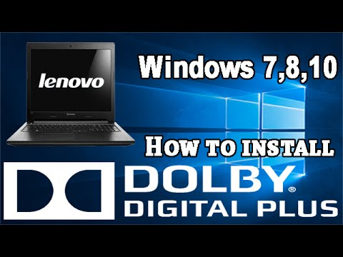 How to install dolby digital plus android 8. 0 above phones in.