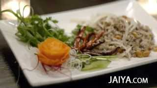 Delicious Thai Food In New York! Jaiya Restaurant!