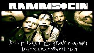 Video Rammstein - Du Hast (Guitar Cover) download MP3, 3GP, MP4, WEBM, AVI, FLV Mei 2018