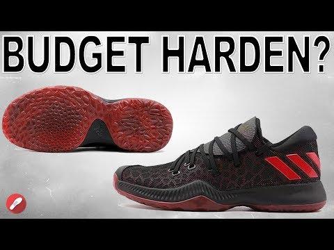Adidas Harden Budget Model?!