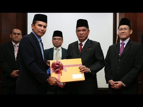 Majlis perisytiharan keputusan peperiksaan ujian penilaian KAFA 2018