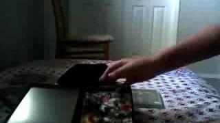 Soul Calibur 4 Limited Edition unboxing