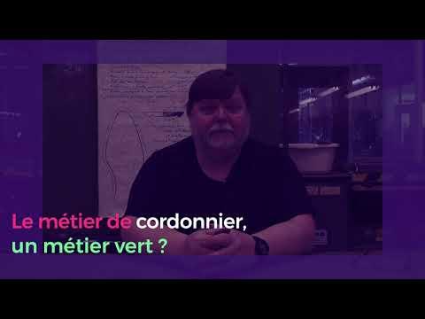 Christian, Formateur Cordonnerie