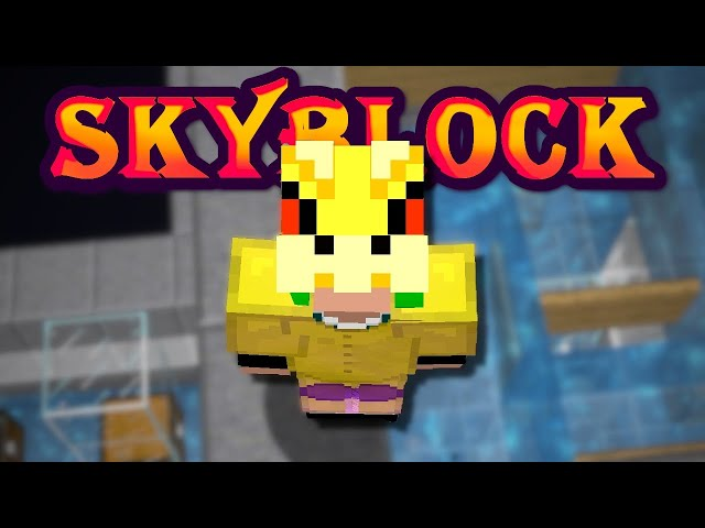 the main profile is back | Hypixel Solo SkyBlock