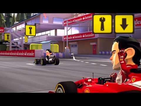 F1 Race Stars : Europa I #02