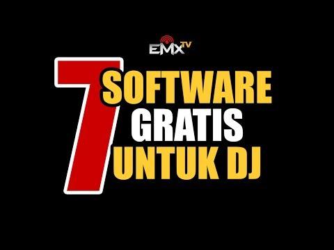 7 SOFTWARE GRATIS UNTUK DJ (WINDOWS & MAC)