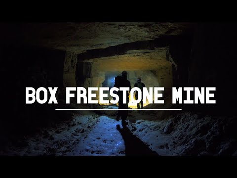 EXPLORING UNDERGROUND MINE - Box Mine Wiltshire (Exploration of Underground Tunnels)