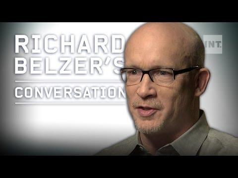 Academy-Award-winning documentary producer-director Alex Gibney in RICHARD BELZER'S CONVERSATION