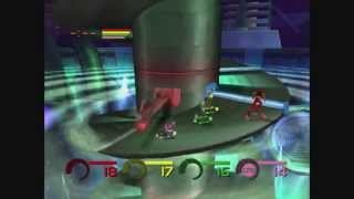 Fuzion Frenzy - Lets Play (Part #2) XBOX 360