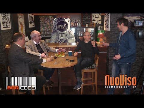 """Operation Avalanche"" - #BarCode mit Andreas Märki, Franz Hörmann, Robert Stein & Frank Höfer"