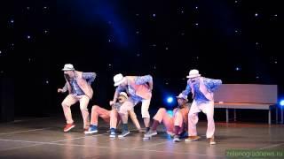 Спектакль шоу-балета Аллы Духовой