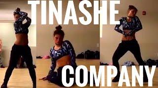 JADE CHYNOWETH | Tinashe - Company Jojo Gomez Choreography