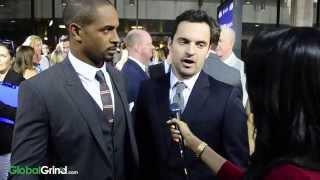 Lets Be Cops Interviews: Damon Wayans Jr, Jake Johnson, Nina Dobrev & More