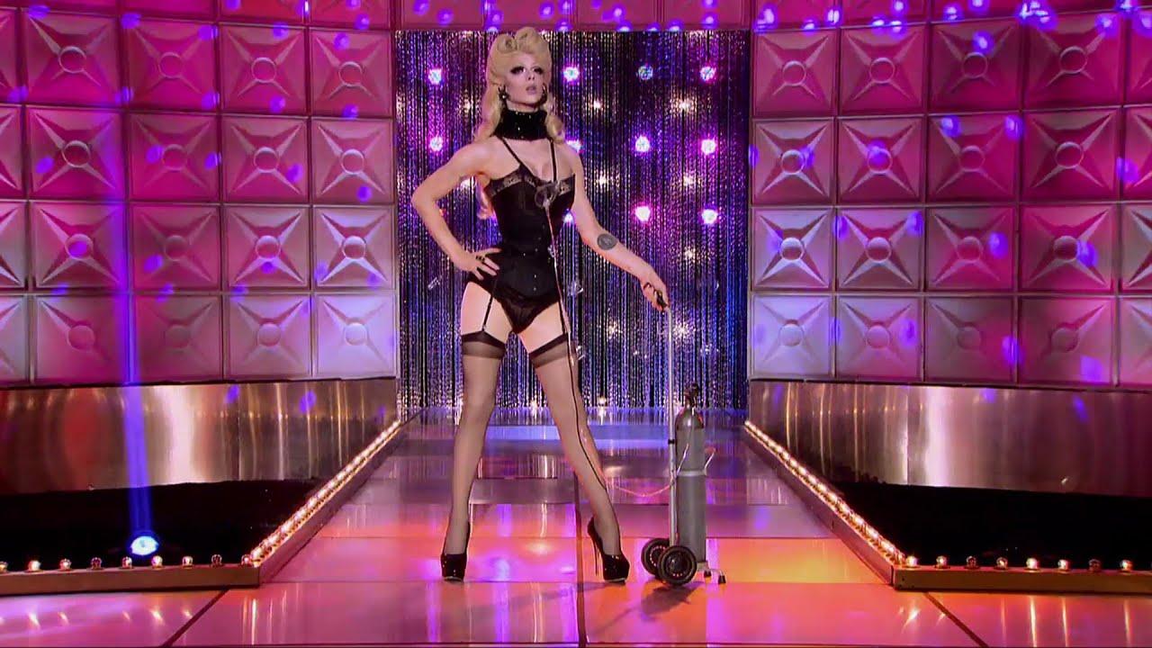 RuPaul's Drag Race Season 7 - Top 10 Runway Looks - YouTube