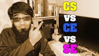 🌄Coding Question: Computer Science Vs Computer Engineering Vs Software Engineering |🔎CS Vs CE Vs SE📜