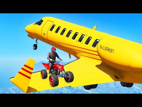GTA 5 EPIC MOMENTS: #20 (Best GTA 5 Stunts...