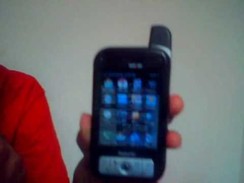 utstarcom xv6700 with apple iphone o s youtube rh youtube com