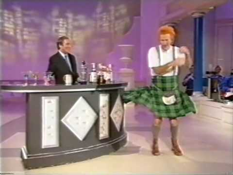 Russ Abbot on Des O'Connor part 01