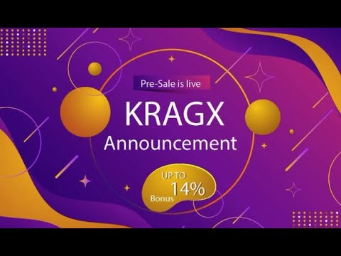 Kragx Defi-  profitable financial services for borrowing, lending cryptocurrency assets