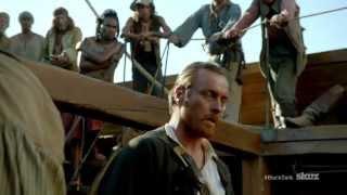 Чёрные паруса   Black Sails  Трейлер 2 2014, сериал