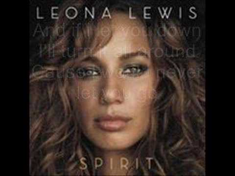 Leona Lewis-I Will Be w/lyrics