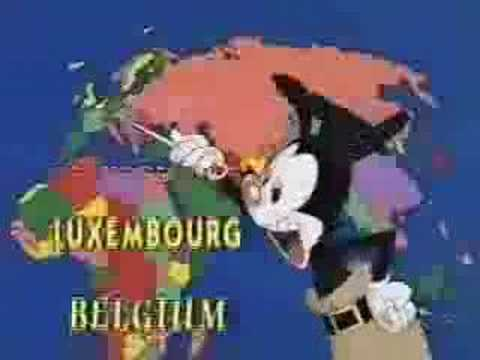 All countries of the world, by Yakko Warner (Please Rate