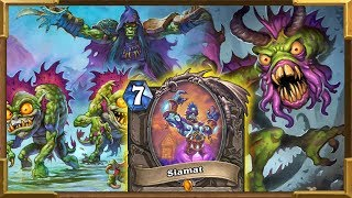 Hearthstone: The Best Quest In The Game ! Quest Shaman | CORRUPT THE WATERS | Saviors Of Uldum