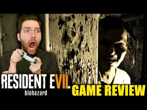 Resident Evil 7: Biohazard - Game Review