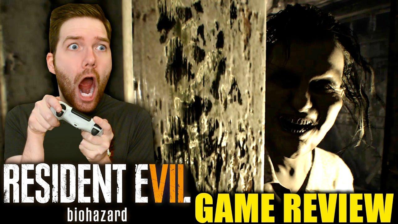 Resident Evil 7 Biohazard Game Review Youtube