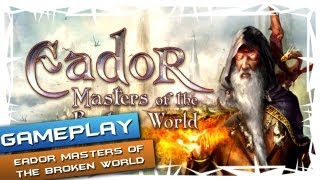 Eador Masters of the Broken World Gameplay PC HD