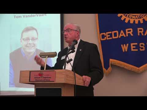 Mayoral Candidates Forum: Cedar Rapids, IA