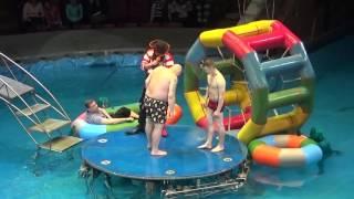 Супер Конкурс Цирк На воде  До слез!