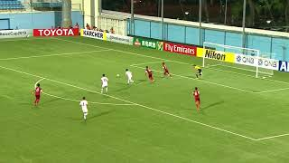 Home United FC 0-2 4.25 SC (AFC Cup 2018 : Inter-zone play-off SF Leg1)