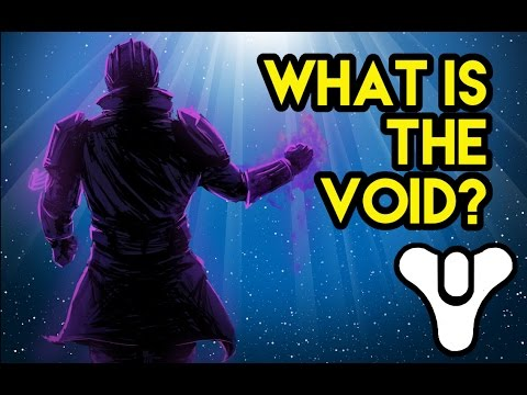 Destiny Lore What is the Void  Myelin Games  YouTube