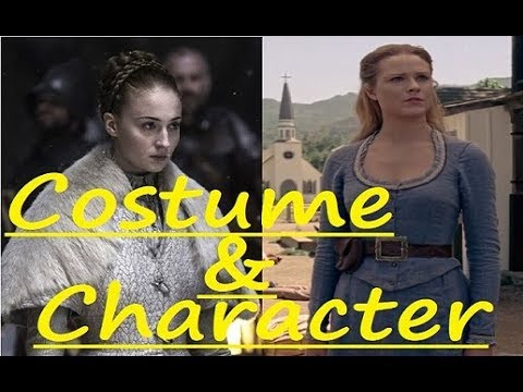 Character and costume - livestream with Costume Cinematographico!