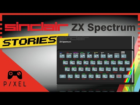 My ZX SPECTRUM STORIES | It's a Pixel THING - #special