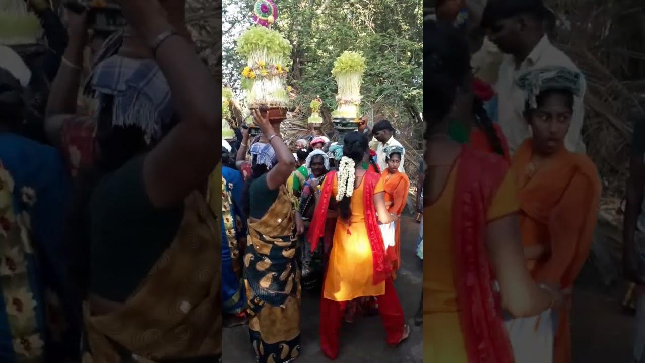 Download சின்ன அக்கிரமேசி மாரியம்மன் கோவில் முளைக்கட்டு திருவிழா 2019