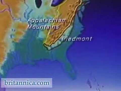 Southeastern United States (Britannica.com)