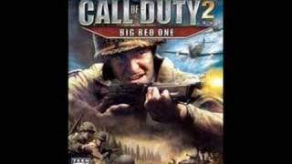 Call Of Duty Big Red 1 Theme
