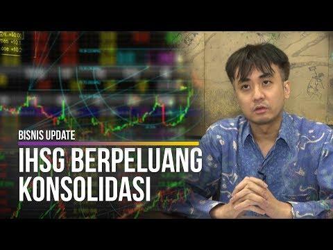 IHSG Berpeluang Konsolidasi, Emiten Ini Jadi Rekomendasi   Navigasi Pasar