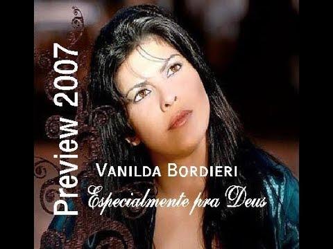 cd gratis vanilda bordieri especialmente pra deus playback