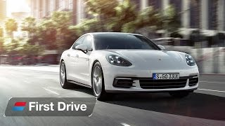 2017 porsche panamera 4 e hybrid first drive review
