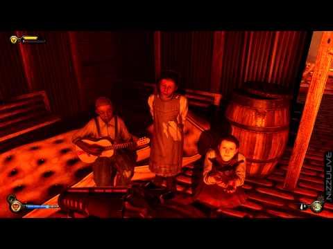BioShock Infinite Little Girl Singing Shake Sugaree Elizabeth Cotton Brenda Evans