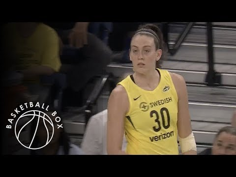 WNBA Seattle Storm vs Chicago Sky, Full Game Highlights, July 18, 2018