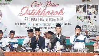 Hongkong bersholawat bersama syubbanul muslimin di chaiwan 29-09-2019