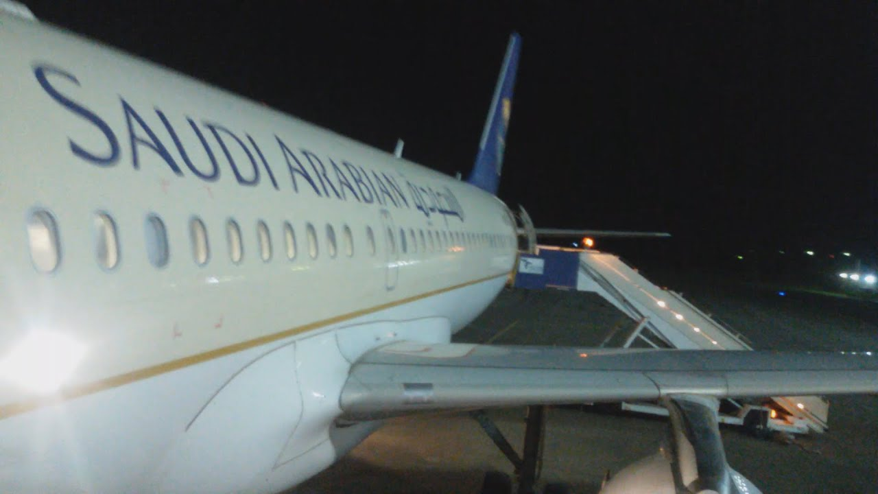 Download SAUDIA A320 Riyadh to Al Baha Turbulence Experience Review SV1703