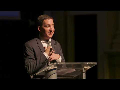 2017 Allard Prize Keynote: Glenn Greenwald