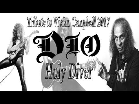 Metal Guitar Cover | Holy Diver 2017 | DIO