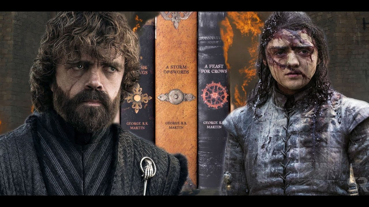 How Does Game Of Thrones End In The Books? | Screen Rant
